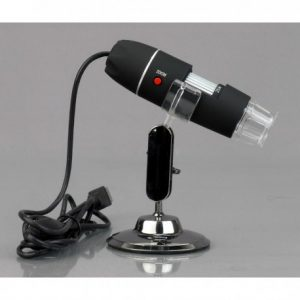 MICROSCOPIO DIGITAL / ENDOSCOPIO, 200X 8 – LED USB – AMSCOPE